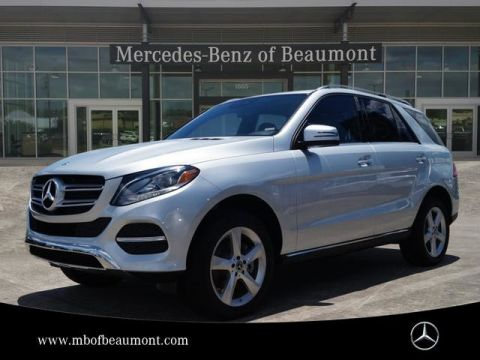 New 2017 Mercedes-Benz GLE 350 AWD 4MATIC®