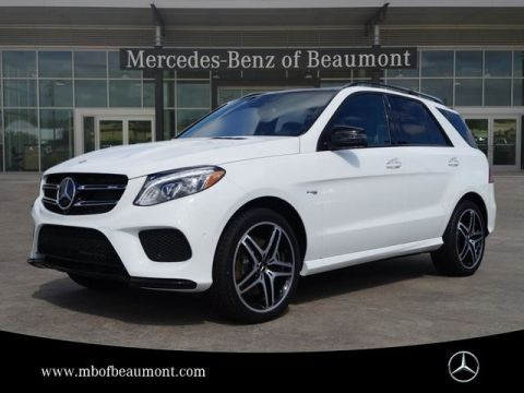 New 2017 Mercedes-Benz AMG® GLE 43 SUV AWD 4MATIC®