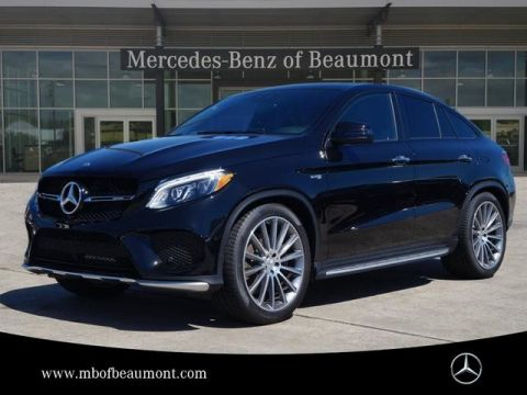 New 2017 Mercedes-Benz GLE 43 AMG® Coupe AWD 4MATIC®