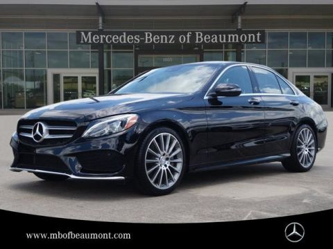 New 2017 Mercedes-Benz C 300 Sport