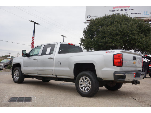 Pre-Owned 2017 Chevrolet Silverado 3500HD LT
