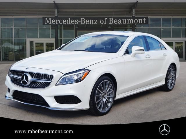 New 2018 mercedes benz cls cls 550 coupe in beaumont for Mercedes benz financial services jobs