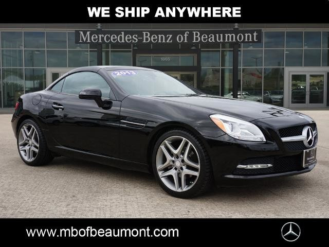Pre-Owned 2013 Mercedes-Benz SLK SLK 250