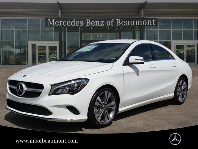 New 2019 Mercedes Benz Cla Cla 250 Coupe In Beaumont Kn726064