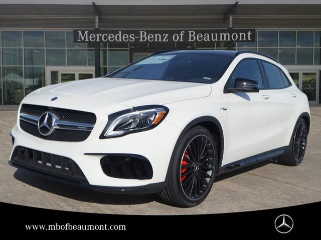 New 2018 Mercedes Benz Gla Amg 45 Suv