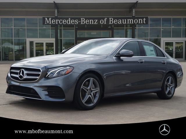 New 2018 mercedes benz e class e 300 sedan in beaumont for Mercedes benz financial payment address